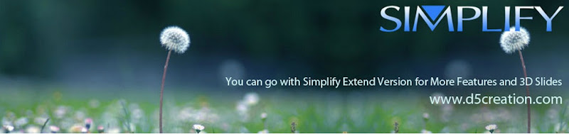 simplify free wordpress theme