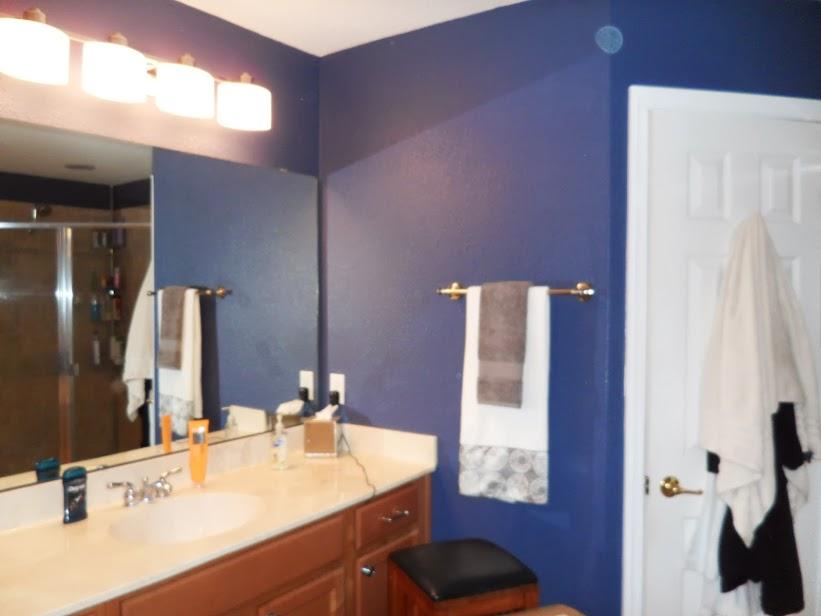 Nautical Colors For Bathroom: Nautical Bathroom