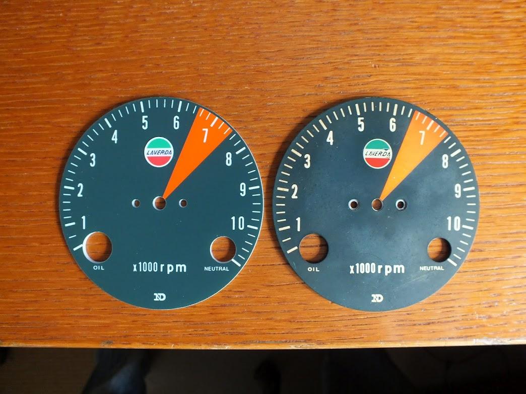 FREE Speedometer conversion kilometers (km/h) tot miles (mph)