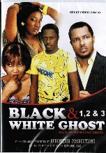 Black And White Ghost (sequel to The Second Chance)