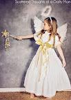 Angel Costume w/ Pattern