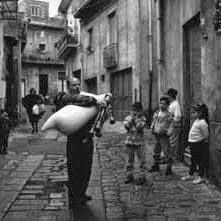 zampognaro siciliano