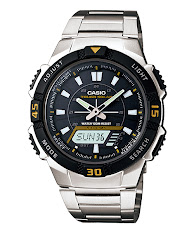 Casio Standard : MTP-V008B-3B