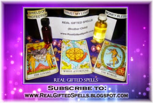 Welcome To Real Gifted Spells