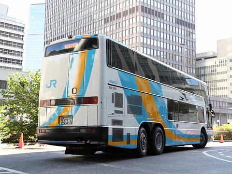 JR四国バス「ドリーム高松号」 694-5950 リア