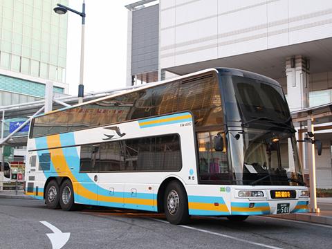 JR四国バス「ドリーム高松号」 644-4950
