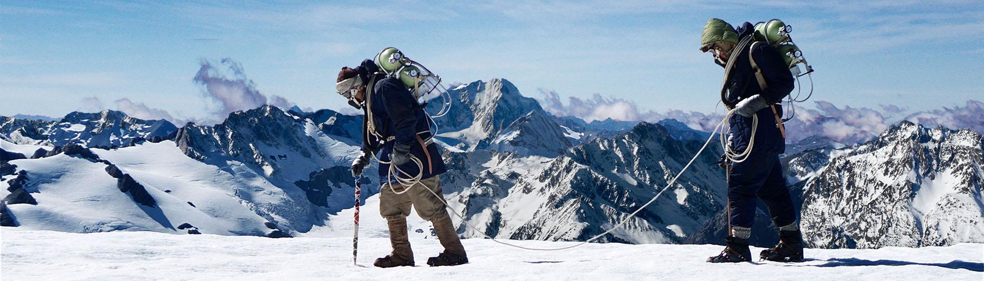 Baner filmu 'Everest - Poza Krańcem Świata'