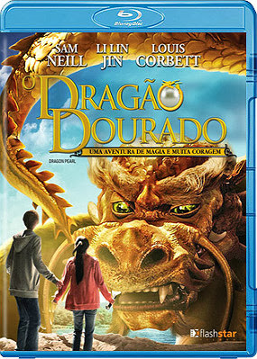 Filme Poster O Dragão Dourado BDRip XviD Dual Audio & RMVB Dublado