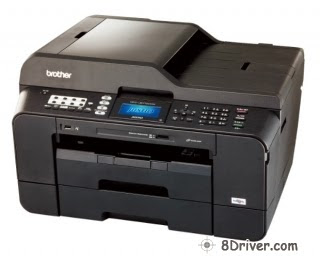 Download Brother MFC-J6710CDW printer's driver, know the way to add