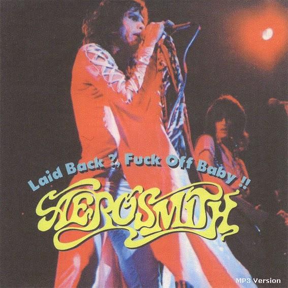 Aerosmith - Masonic Temple, Detroit, 4 April 1974 (CD & Covers
