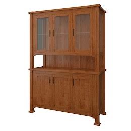sacramento china cabinet