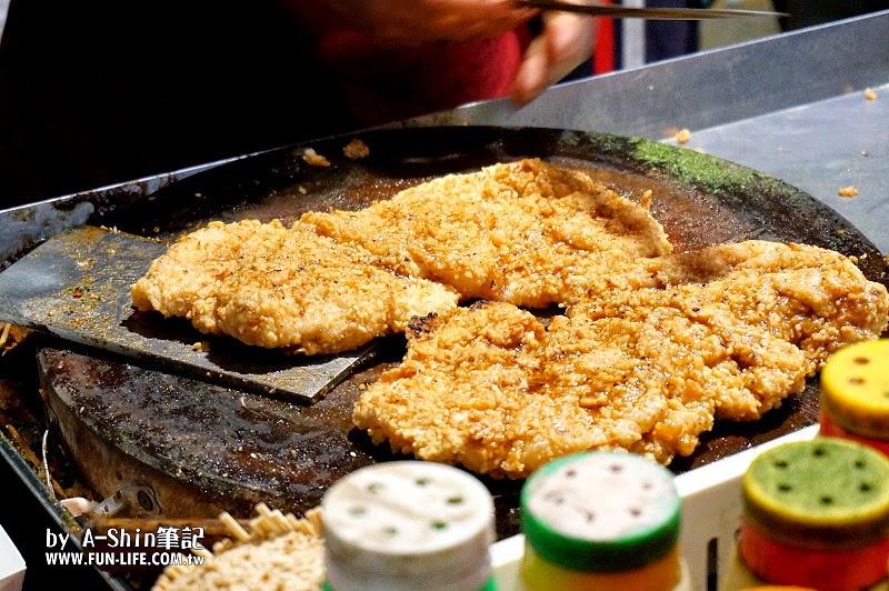 DSC07032 - 紐奧良燒烤雞排|旱溪夜市不只有惡魔雞排,紐澳良燒烤雞排也是超夯排隊美食唷!