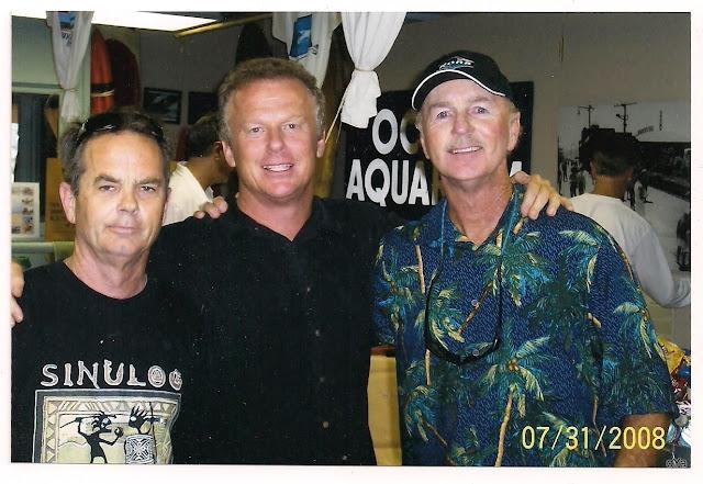 Bruce Logan, Tye Page, Brian Logan