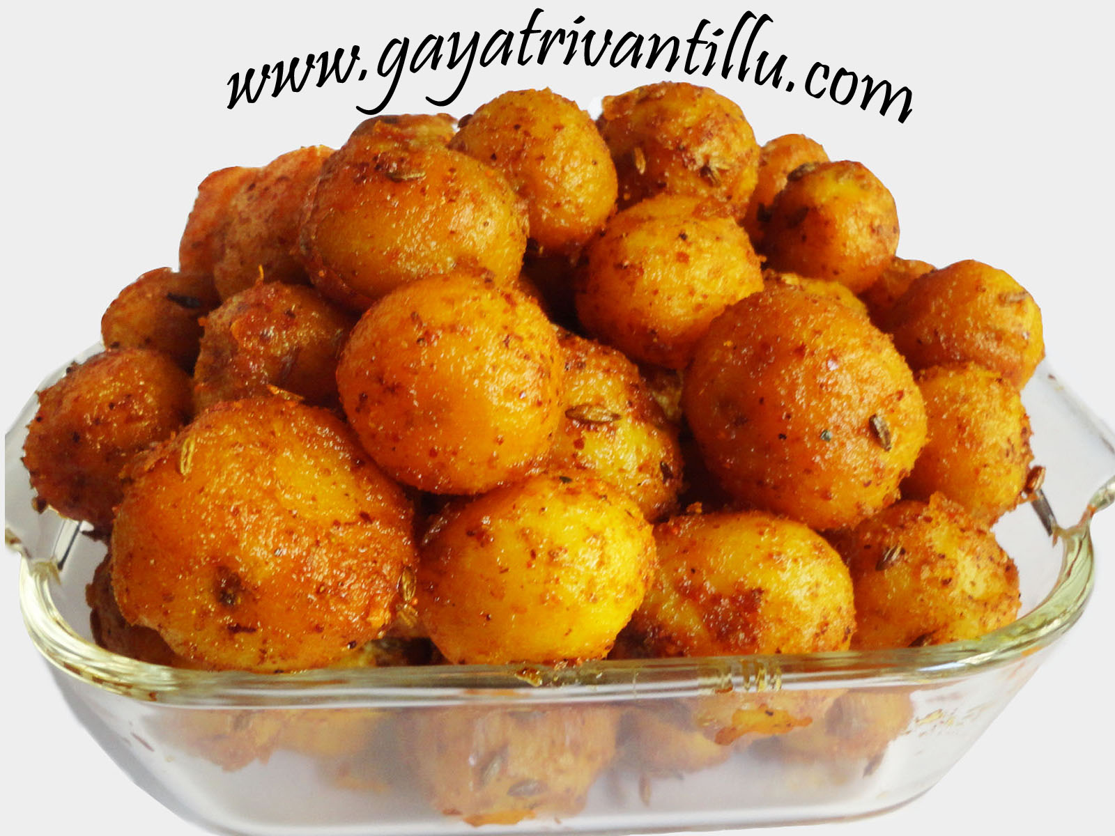 Baby potatoes fry bangaladumpala vepudu andhra telugu recipes stay fit healthy forumfinder