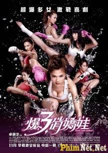 Phim Hot Girl Lâm Trận - Kick Ass Girls