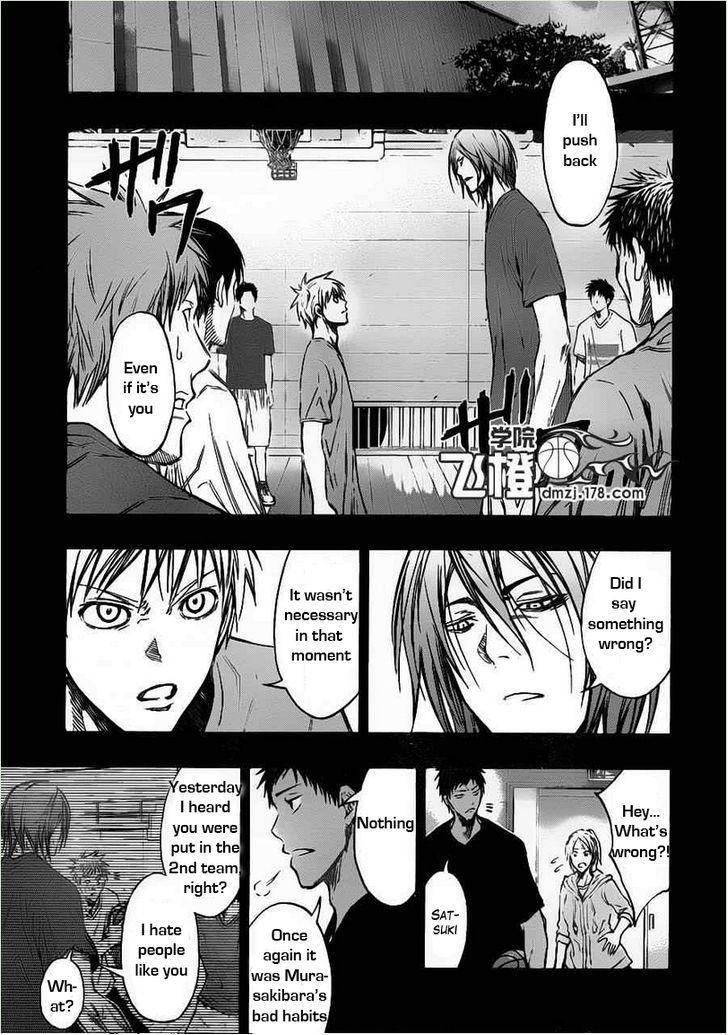 Kuroko no Basket Manga Chapter 158 - Image 03
