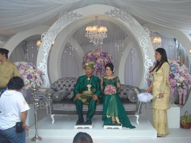 gambar majlis perkahwinan elyana dan khairul (resepsi)