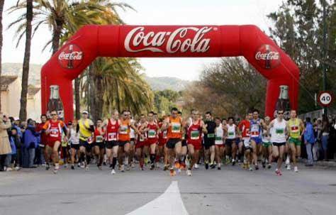 Maratón de Calvia (Mallorca)