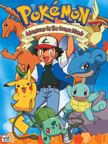 Pokemon Bửu Bối Thần Kì Season 2 - Orange Islands - 2000