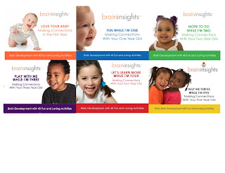 Brain Insights -Activity packets for 0-5 www.braininsightsonline.com