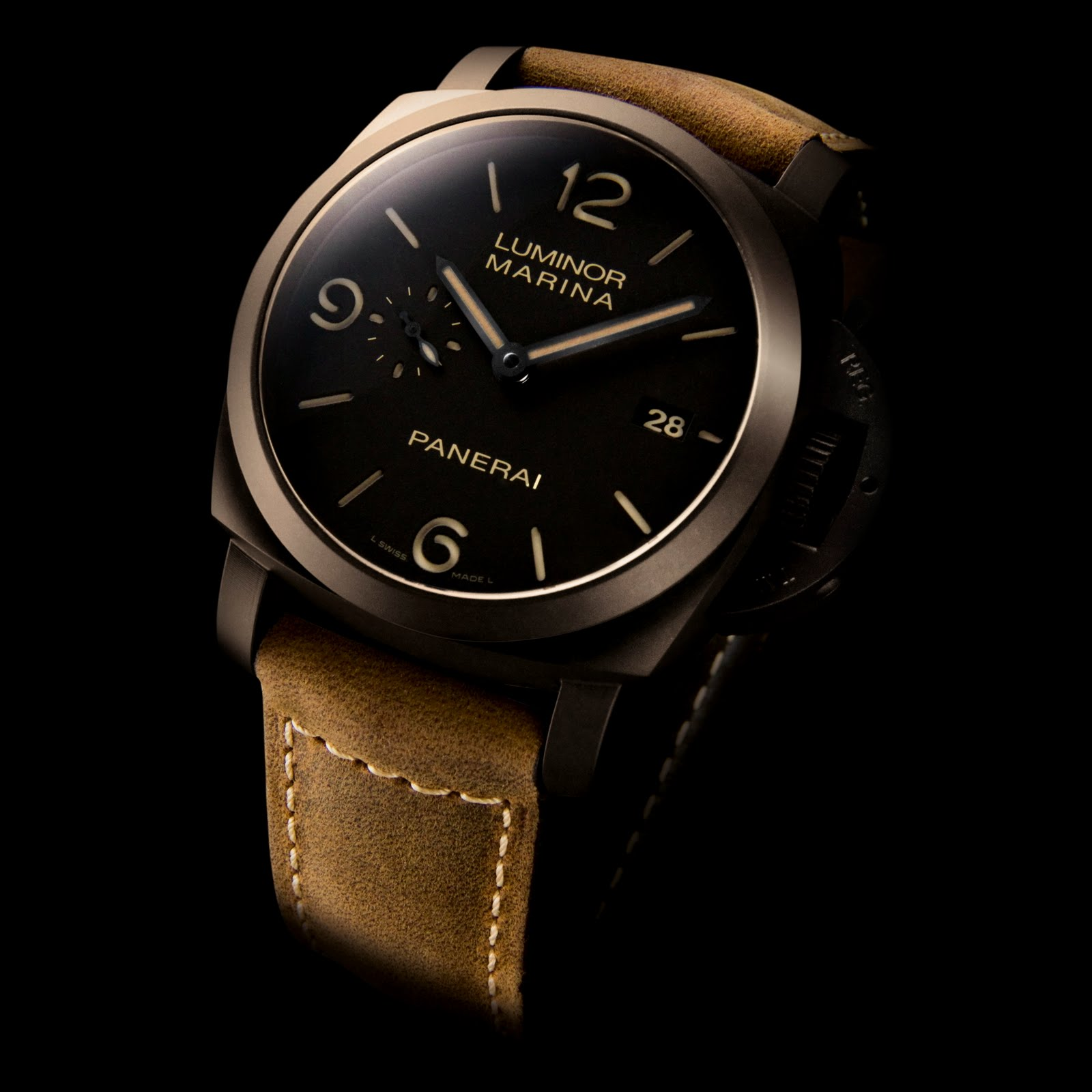 Adam S Amazing Book Panerai Luminor Composite Marina