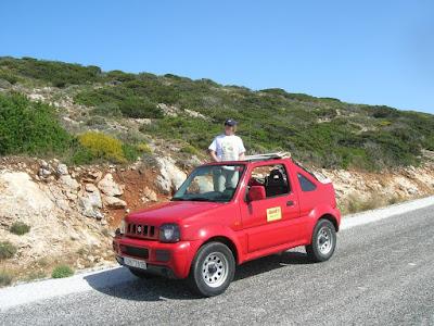 In giro con la Suzuki Jimny