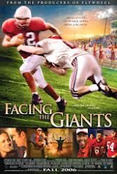 Facing The Giants - Đối mặt với những gả khổng lồ