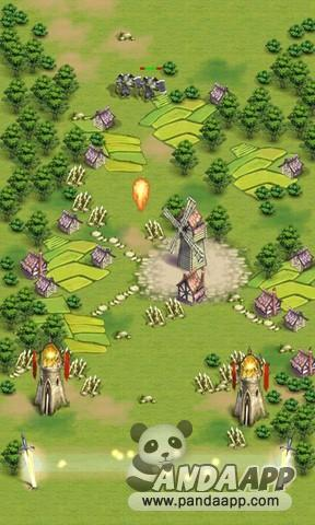 Free Android RPG Games, Samsung Galaxy Mini Optimized, Lord Of Magic ...
