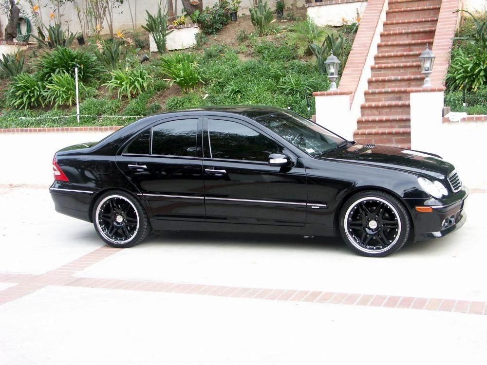 Mercedes Benz W203 C38 Brabus Benztuning