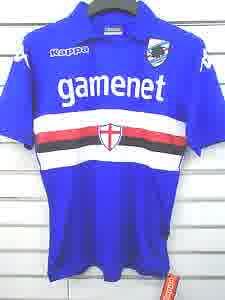 Jual Jersey Sampdoria Home Terbaru 2014