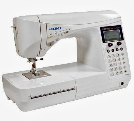 Juki HZL-F600 New Show Model Computerized Sewing Quilting Machine