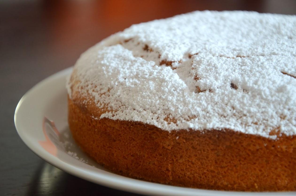 Schnelle vegane küche  Mein kleines Universum: Schneller (veganer) Kuchen mit Mandeln und ...