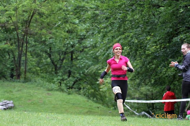 finish la semimaraton Hercules
