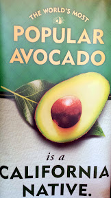 The World's Most Popular Avocado is a California Native, banner courtesy of California Avocado Commission (CAC)