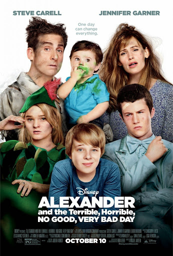 Η Κακή Μέρα Από Το Πρωί Φαίνεται (Alexander and the Terrible, Horrible, No Good, Very Bad Day) Poster