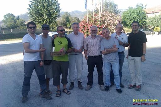 Vuelta al Chistau, 24-26 junio de 2011