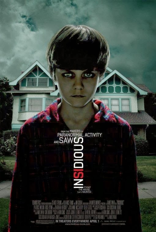 Poster Of Insidious (2010) Full Movie Hindi Dubbed Free Download Watch Online At Alldownloads4u.Com
