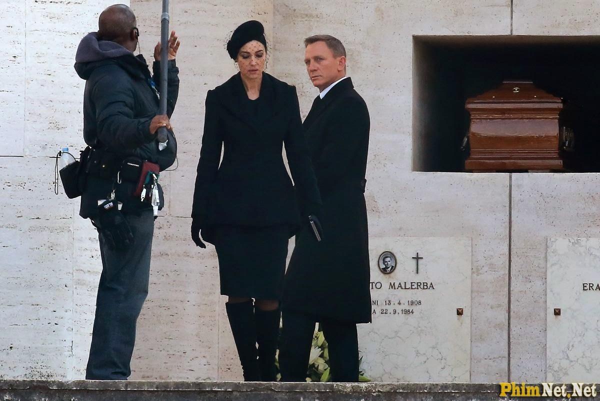 Xem Phim 007: Spectre -- Ảnh 10