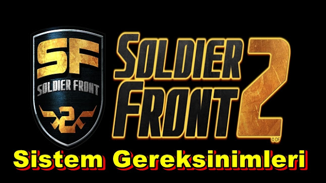 Soldier Front 2 PC Sistem Gereksinimleri