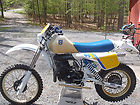 1NA WR 250 DIRT BIKE MOTORCYCLE VINTAGE MX SX XC EXC CR YZ KX KTM