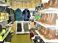vêtements chaussures bottes