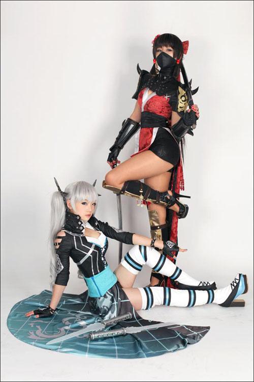 Kiều nữ Miyuko hút hồn với cosplay Cyphers 14