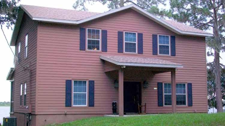 Planos de casas gratis casa de estilo americano for Casas estilo americano interiores
