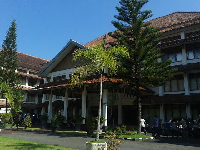 Gedung Utama Pemerintah Kabupaten Bantul