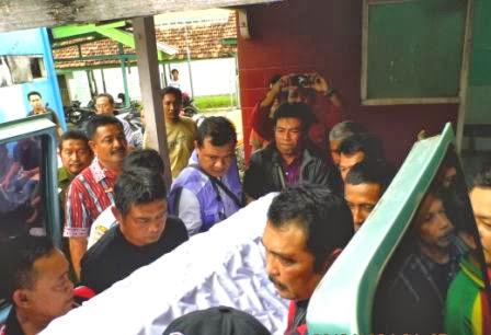 Kadispariabudpar Ngawi Tewas Tertabrak Truk Usai Ngetrail