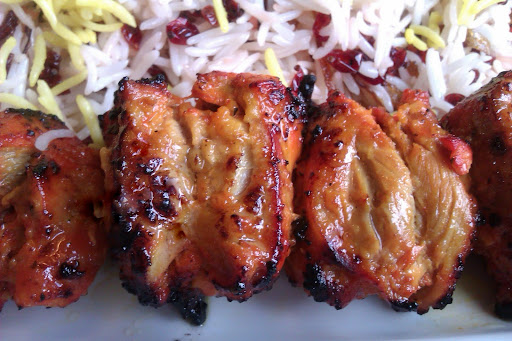 Joojeh (Chicken) Kabob