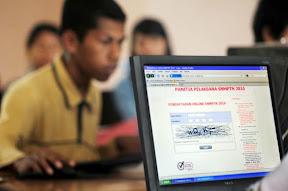 Pendaftaran SNMPTN dan pemilihan jurusan