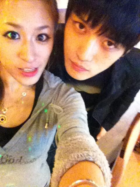 [Foto+Traducción] La hermana de Jaejoong Tweeteo una foto de Jaejoong  Jaesistertweet