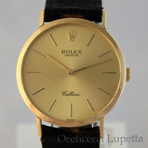 Nơi thu mua đồng hồ rolex geneve cellini chính hãng