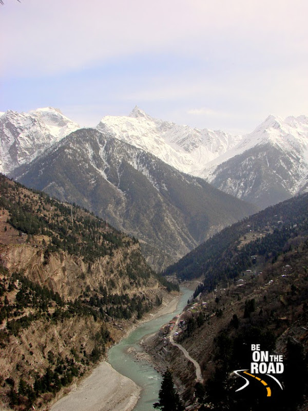 Scenic Himalayan sight
